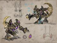 Umbran Armor Artwork