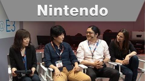 Nintendo Treehouse Bayonetta 2