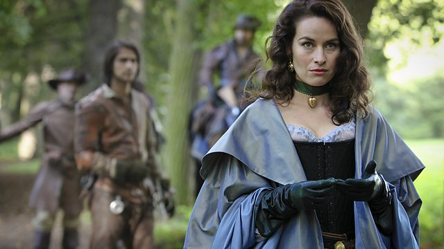 Milady de winter bbc musketeers wiki fandom powered by wikia
