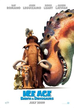 Ice age dawn of the dinosaurs xlg