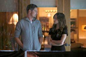 Beauty and the Beast - Episode 2.21 - Operation Fake Date - Promotional Photo