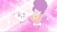 Don't look, Puppycat!