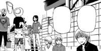 Misaki Annoyed At Dirty Oga