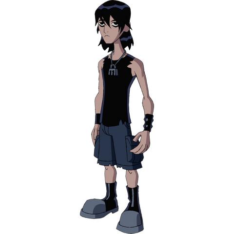 Kevin de 12 años en Omniverse.