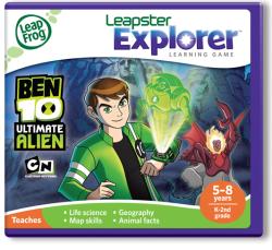 Leapster explorer ben 10