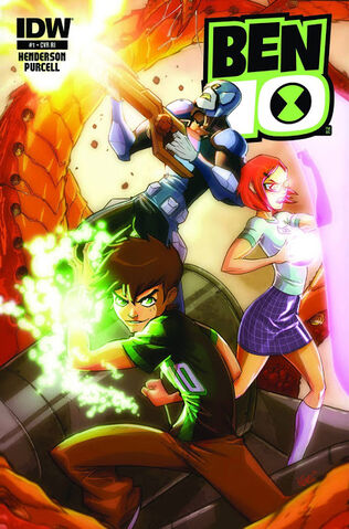 File:Ben 10 issue 1.jpg