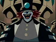 Zombozo evil