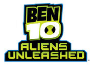Ben 10 Aliens Unleashed Logo