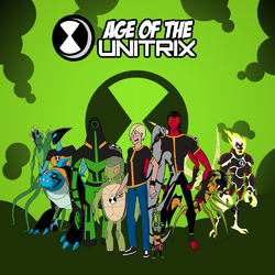 Age of the Unitrix Draft poster MK 3