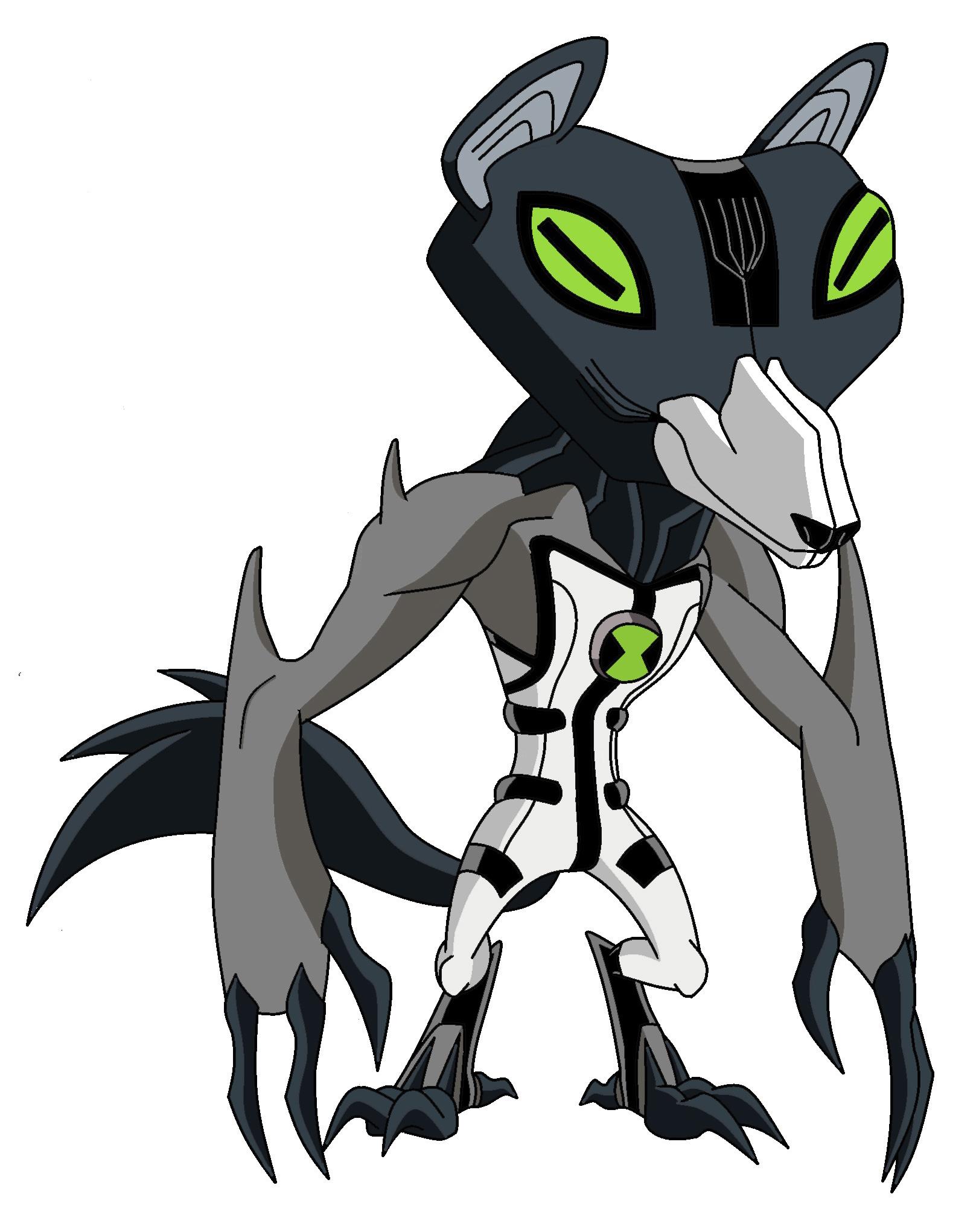 Ben 10 Alien Fusions - Ben Ten Fusion Aliens