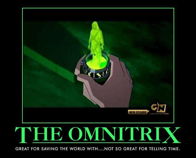Image - BEN 10 ALIEN FORCE OMNITRIX by DITTOFAN04.jpg | Ben 10 RPG ...