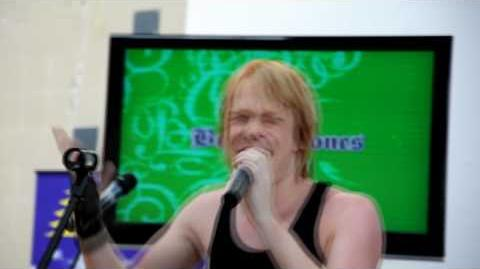 Seven Rings in Hand (HD Live) Summer of Sonic 2009 - Bentley Jones