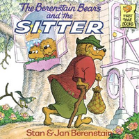 Berenstain bears and the sitter cover