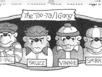 Gang book photo
