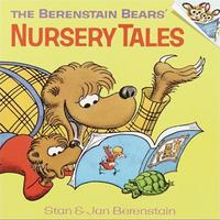 Berenstain bears nursery tales cover