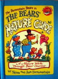 Bears nature guide cover