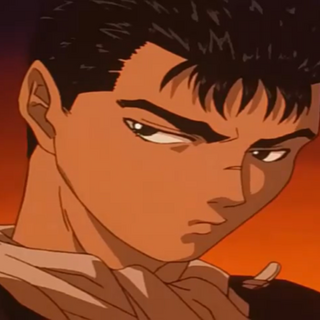 Guts angrily ignores Griffith.