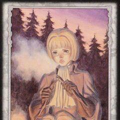 Secret card 15 parallel version