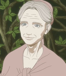 Flora Anime