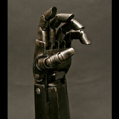 Guts' prosthetic arm replica statue released by Art of War.