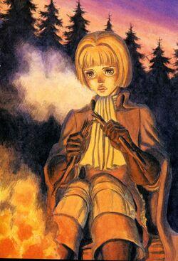 Farnese de Vandimion Manga