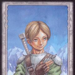 Secret card 8