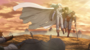 Griffith and Guts' bond