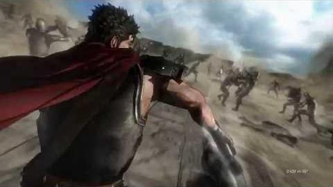 BERSERK AND THE BAND OF THE HAWK - TGS 2016 TRAILER