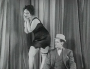Betty boop nude gallery