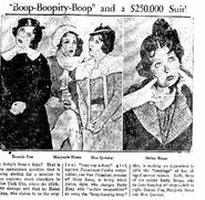Helen kane vs Bettys voices
