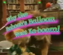 Episode 48: Why the Baboon's Balloon Went Ka-boom!