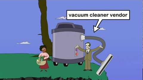 Between the Lions- Cliff Hanger & the Very Powerful Vacuum Cleaner