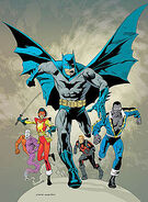 Batman and Outsiders