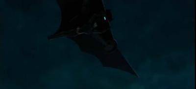 Bat glider