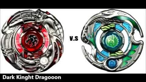 Beyblade Zero G Guardian Revizer v.s Dark Kinght Dragooon!