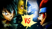 Kyoya vs Gingka