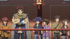 Aguma First Appearance Anime