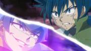 Kyoya vs Damian