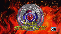 A FIERCE SYNCHROME BATTLE