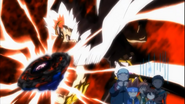 Beyblade 4D Ryuga and L Drago Destroy lol