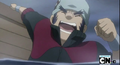 Benkei first appearence in Metal Fury