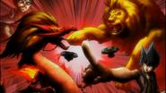 Beyblade 4D Kyoya vs Ryuga Leone vs Destroy