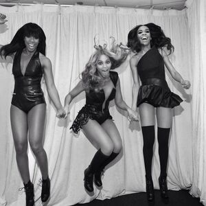 Destinys Child SB Backstage