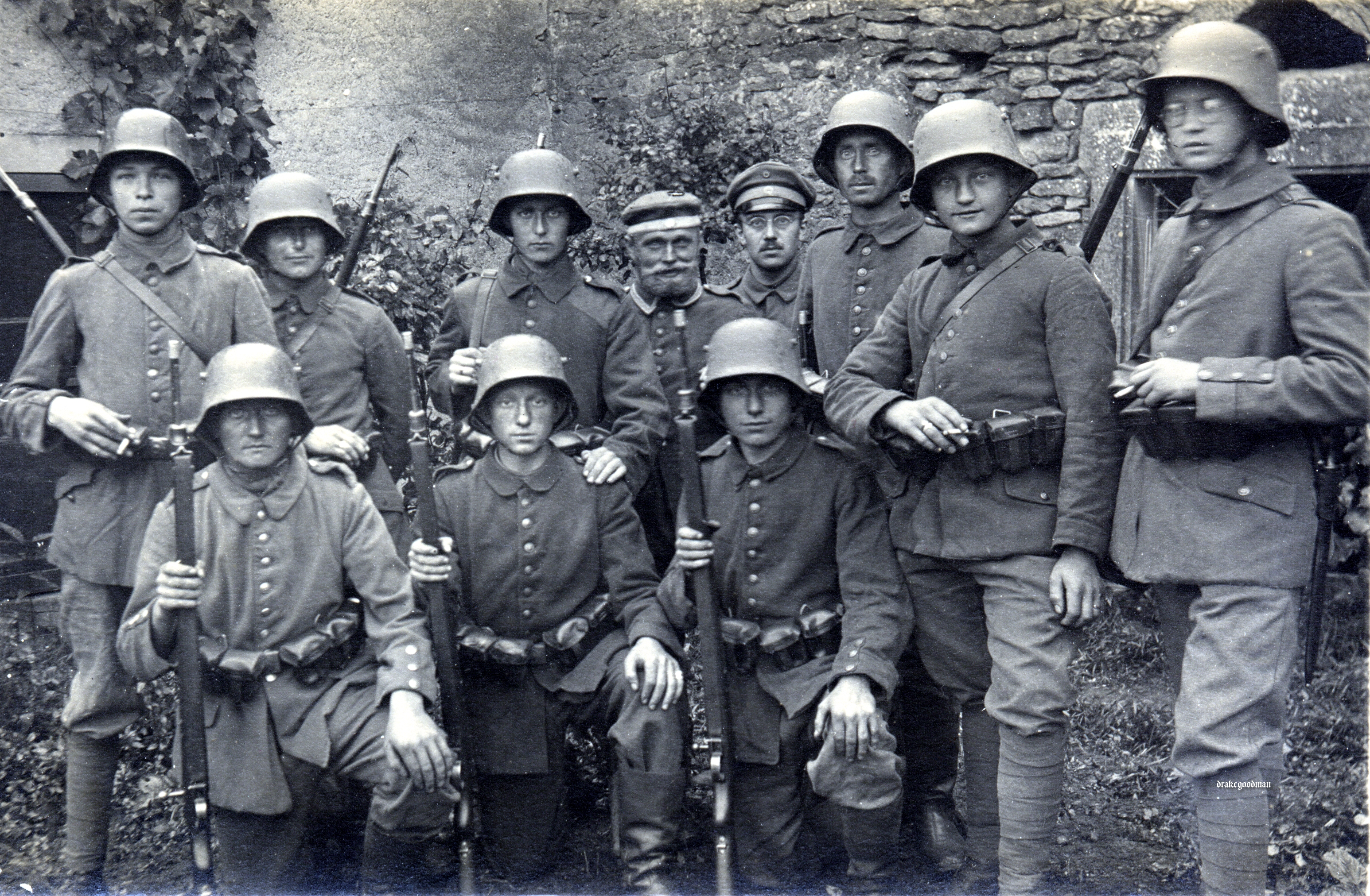 German Empire Army The Imperial German Army Began