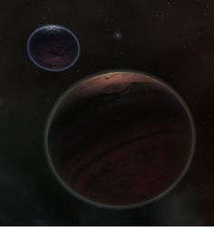 Delta Aurican System Planet Image