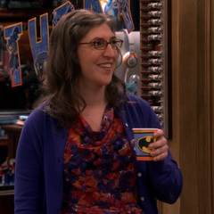 Amy's greatest gift was the day Sheldon was born.