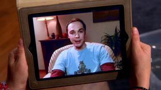 Sheldon has a nephew