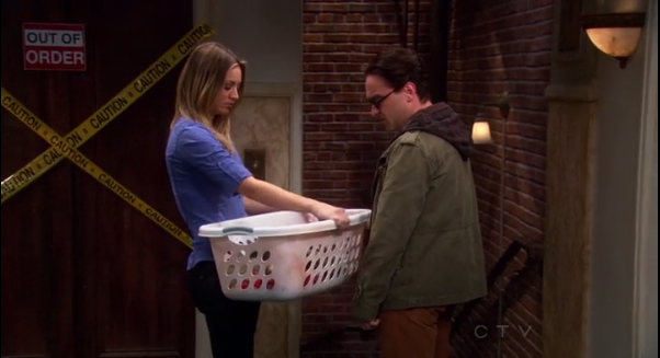 File:Penny and Leonard meet in the hallway.png