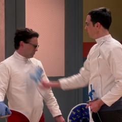 How dare you! Sheldon's honor has been hurt.