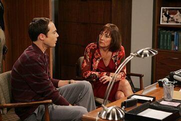 Mary and Sheldon 2